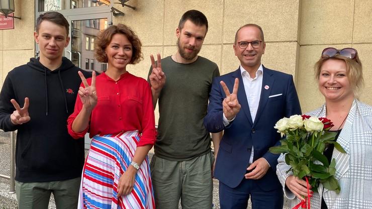 """Białorusin zatrzymany w Polsce jest wolny. """"Nie zostanie wydany Łukaszence"""""""