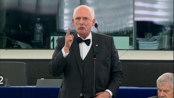 Janusz Korwin-Mikke prawomocnie skazany za spoliczkowanie Michała Boniego
