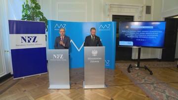Ministerstwo Zdrowia ogłosiło konkurs na prezesa NFZ