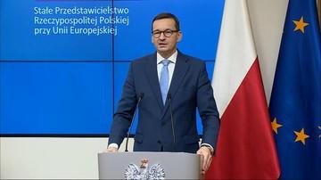 """""""Sprawiedliwa transformacja"""". Premier Morawiecki o porozumieniu klimatycznym"""