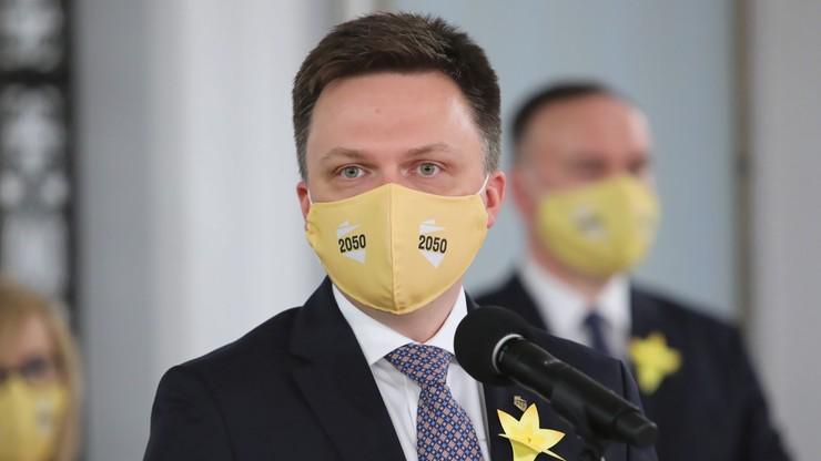 Kolejne transfery do Hołowni. Wśród nich poseł KO