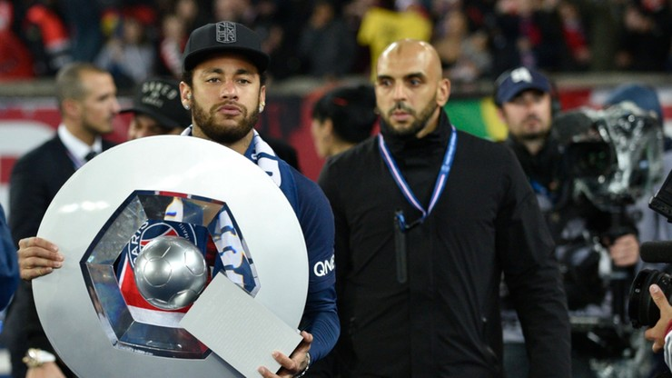 Tajemnicze słowa trenera PSG. Obawia się odejścia Mbappe i Neymara?