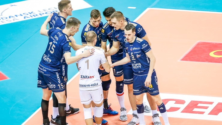 Grupa Azoty ZAKSA Kędzierzyn-Kożle podała skład na inaugurację ligi letniej