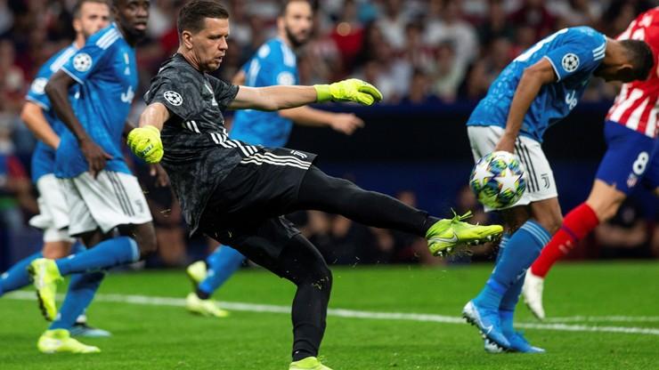Serie A: Szczęsny nie zagra w meczu ligowym?