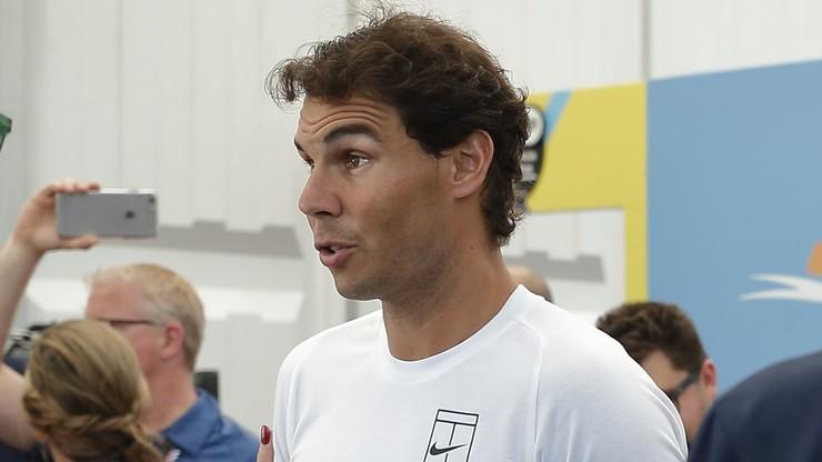 Nadal kontuzjowany. Nie zagra w dwóch turniejach ATP