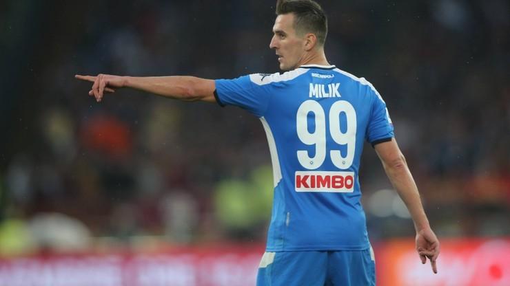 Transfer Milika zagrożony. Napoli odrzuca oferty innych klubów