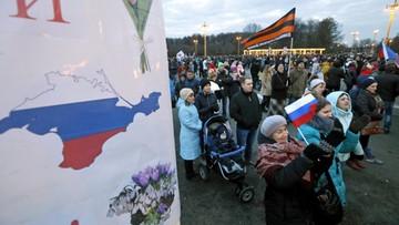 MSZ wzywa Rosję do zakończenia okupacji Krymu