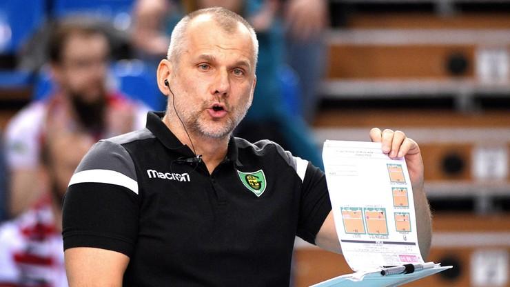 Były trener siatkarzy GKS znalazł nową pracę! Klub postawił przed nim ambitne zadanie