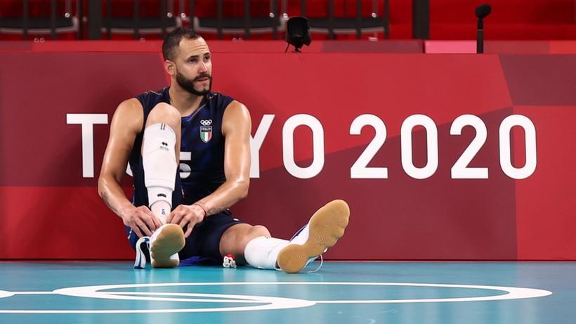 Włoscy siatkarze przegrali w ćwierćfinale IO! Pierwszy taki przypadek od... 1992 roku