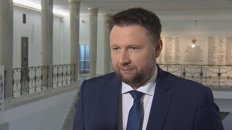 """Kierwiński: nie będziemy wydawać pieniędzy na """"PiS-owskie bizancjum"""""""