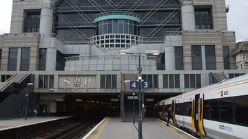 Stacja kolejowa w Londynie zamknięta z powodu wycieku gazu. Ewakuowano ponad 1000 osób