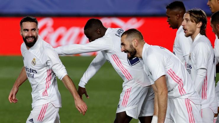 La Liga: Derby Madrytu dla Realu, pierwsza porażka Atletico