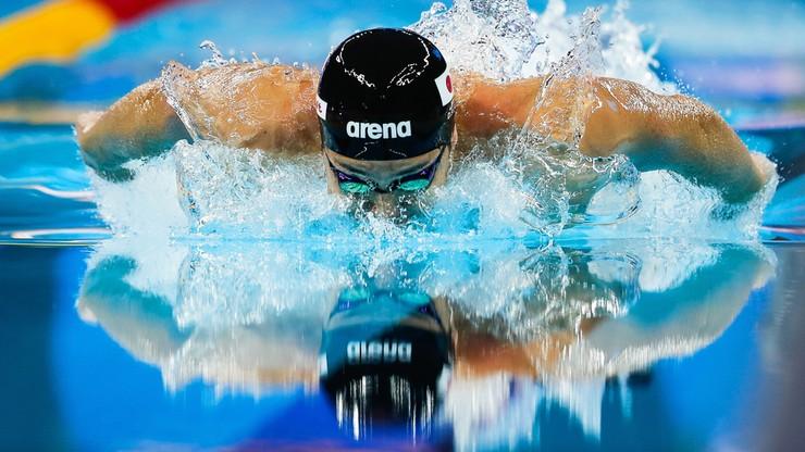 MŚ w pływaniu. Dwa rekordy świata i rekord Polski Świtkowskiego