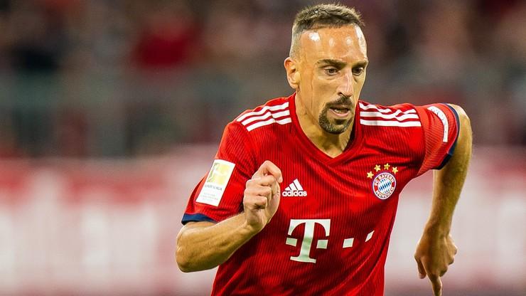 Serie A: Ribery klubowym kolegą Polaków