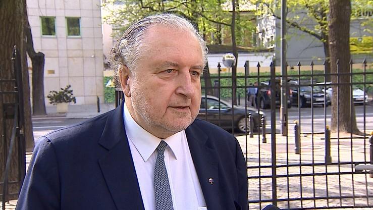 """Rzepliński: projekty prezydenta zostały """"wykastrowane ze swojej istoty"""""""
