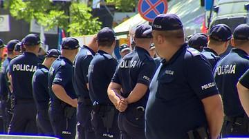Od dziś nie wystawiają mandatów. Policjanci rozpoczęli akcję protestacyjną