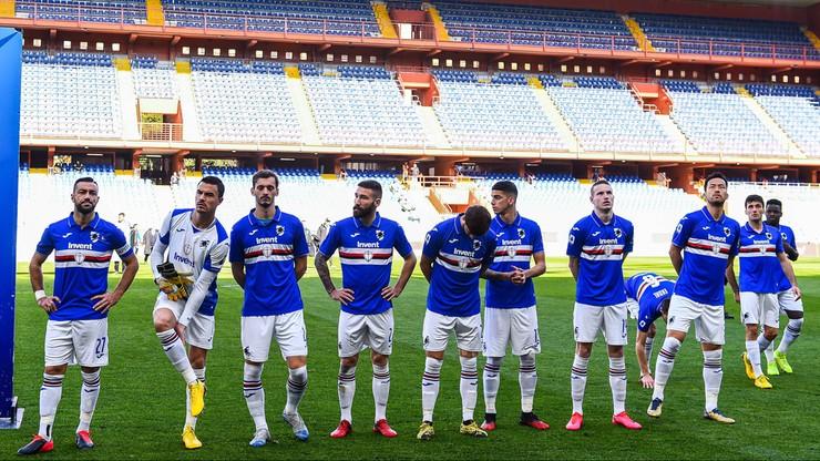 Wszystkie kluby Serie A za wznowieniem sezonu