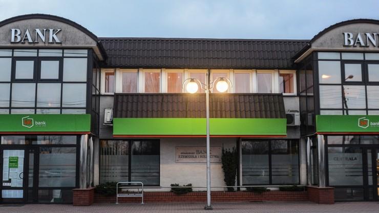 Jest wniosek o upadłość Spółdzielczego Banku Rzemiosła i Rolnictwa w Wołominie