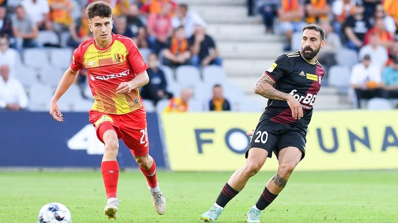 Fortuna 1 Liga: Forenc i Szymusik zapewnili trzy punkty Koronie