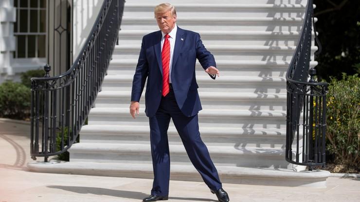 Trump: powinien być sposób na zablokowanie śledztwa ws. impeachmentu
