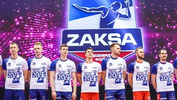 Kiedy gra ZAKSA? Terminarz i plan transmisji półfinałów Ligi Mistrzów siatkarzy