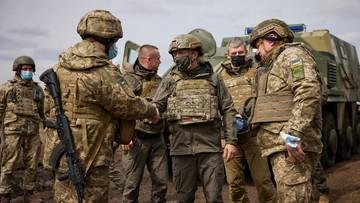 """Ukraina w NATO? """"To jest scenariusz realny"""""""