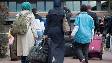 Szef MSW Niemiec: duży spadek liczby uchodźców - w marcu 20 tys.