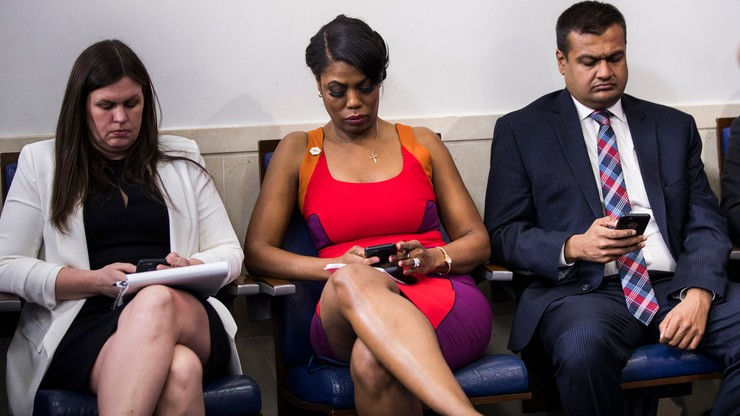 Kontrola telefonów w Białym Domu. Poszukiwanie autorów przecieków
