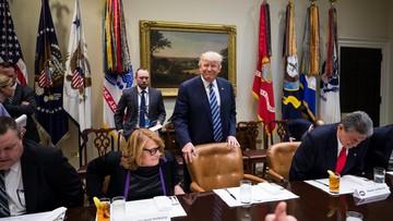 Sondaż: większość Amerykanów za dekretem Trumpa