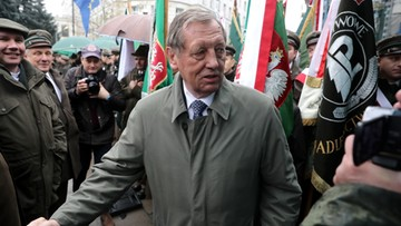 Szyszko: będziemy szukać winnych, którzy doprowadzili do ogromu tragedii w Puszczy Białowieskiej