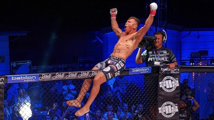 Babilon MMA 6: Historyczna walka o pas potwierdzona