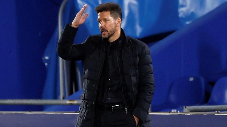 """Liga Mistrzów: Atletico z pustymi rękoma? Trudny finisz """"żołnierzy"""" Simeone"""