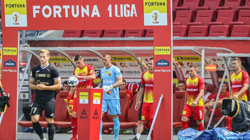 Fortuna 1 Liga: Korona Kielce - Sandecja Nowy Sącz. Relacja na żywo