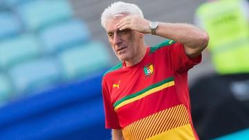 El. MŚ 2022: Belg poprowadzi reprezentację RPA