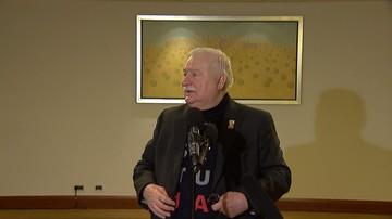 Lech Wałęsa podtrzymuje tezę o odpowiedzialności braci Kaczyńskich za katastrofę smoleńską