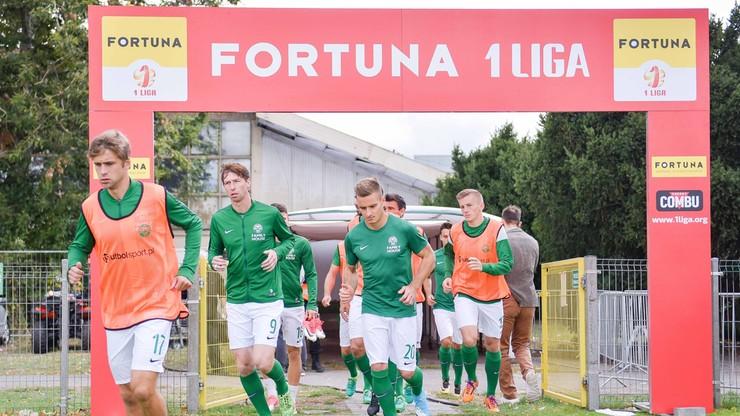 Wachowski gościem Magazynu Fortuna 1 Ligi. Transmisja w Polsacie Sport