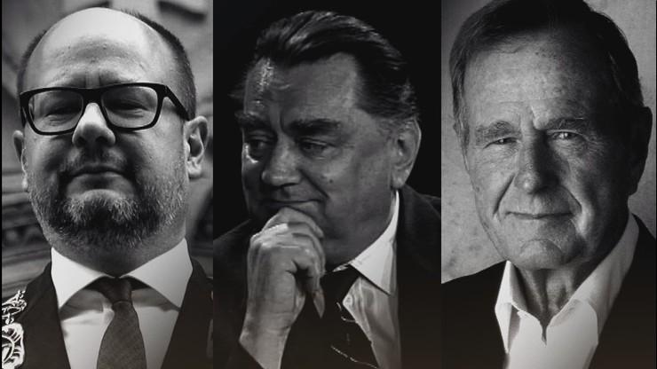 Adamowicz, Olszewski, Modzelewski, Szyszko. Odeszli w ciągu minionych 12 miesięcy