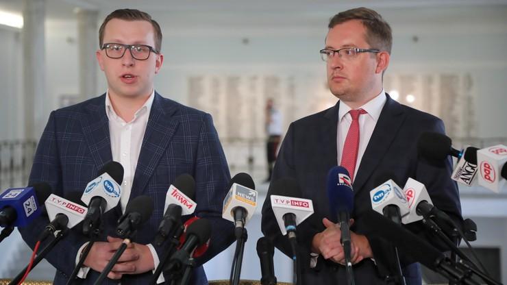 Ustawa medialna. Konfederacja zgłasza poprawki. Chce, by zarząd TVP wybierał Sejm