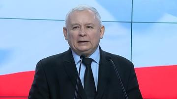 Kaczyński: Brexit to zasługa Merkel