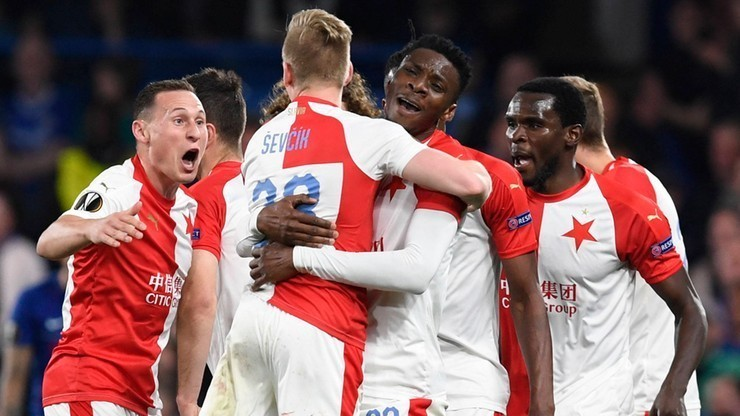 Zdobyć piłkarski Eden! Transmisja meczu Slavia Praga - FK Teplice na Polsatsport.pl