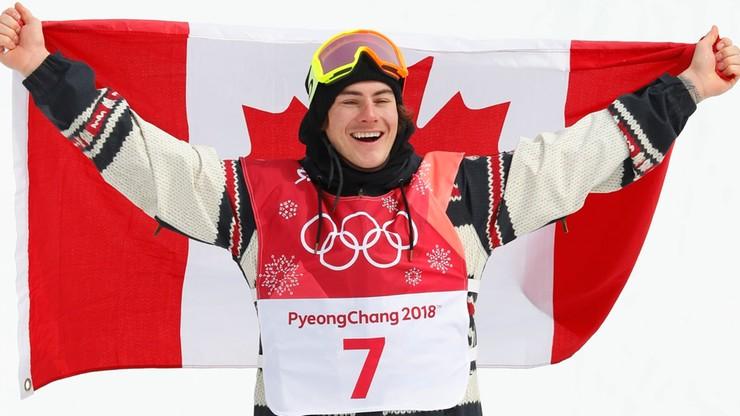 Pjongczang 2018: Kanadyjski snowboardzista najlepszy w big air
