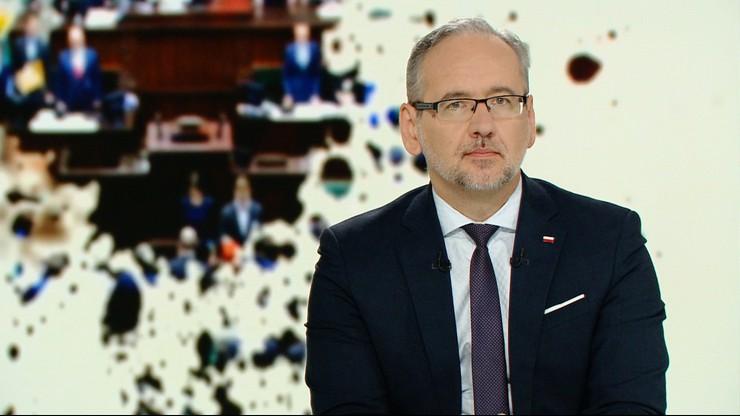 Minister zdrowia Adam Niedzielski: rozważane są płatne szczepienia przeciw COVID-19