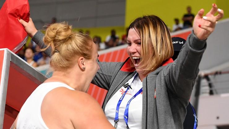 MŚ Doha 2019: Trenerka Fiodorow zabroniła jej... rzucać młotem