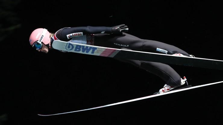 Dawid Kubacki wygrał Letnie Mistrzostwa Polski w skokach narciarskich