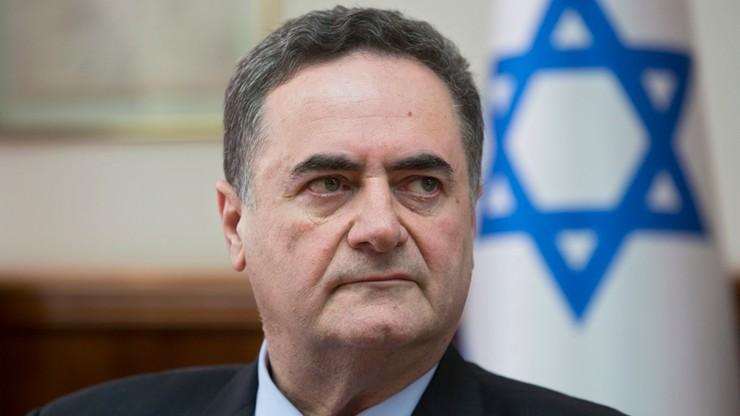 """Komentarze izraelskiej prasy po słowach Katza. """"Trzeba za to zapłacić dyplomatyczną cenę"""""""