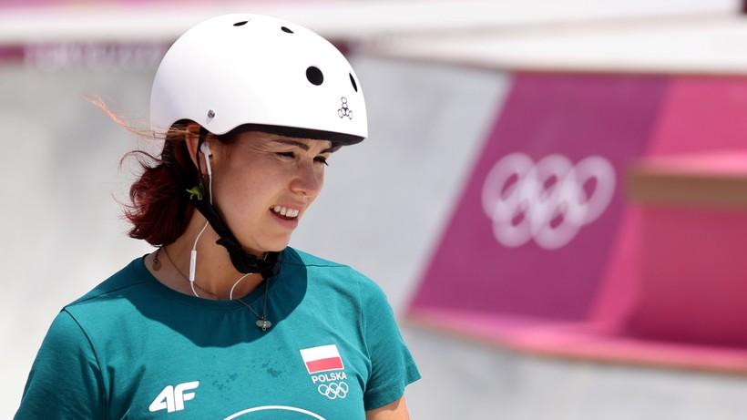Tokio 2020: Amelia Bródka poza finałem konkurencji park
