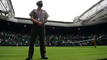 Wimbledon: Mecze dwóch pierwszych rund męskiego debla będą krótsze
