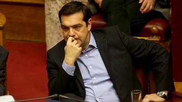 Cięcia w emeryturach i wyższe podatki. Grecja przyjęła pakiet oszczędnościowy