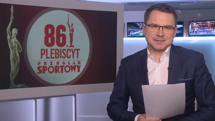 Przemysław Iwańczyk wytypował piątkę w 86. Plebiscycie Przeglądu Sportowego i Polsatu - Polsat Sport