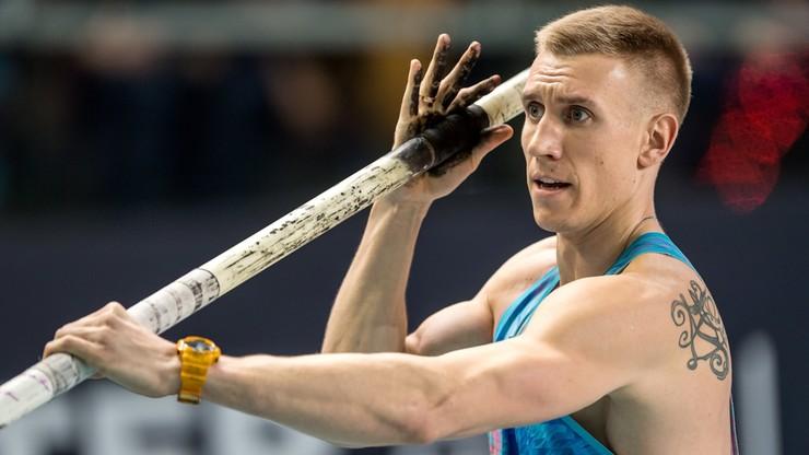 Lekkoatletyczne HMP: Złote medale Haratyka w kuli i Liska w tyczce